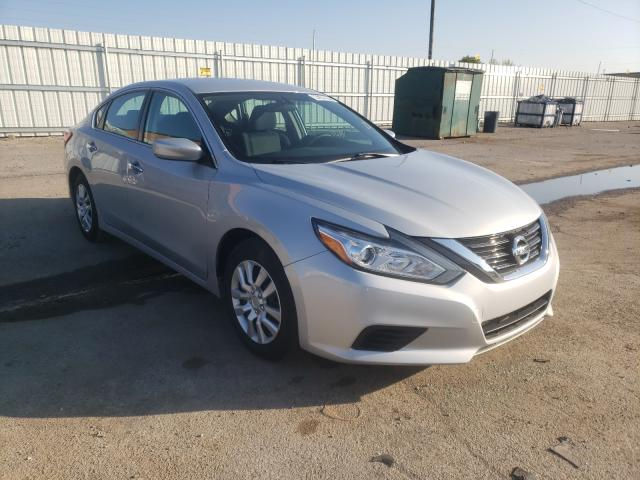 Salvage cars for sale from Copart Lexington, KY: 2017 Nissan Altima 2.5