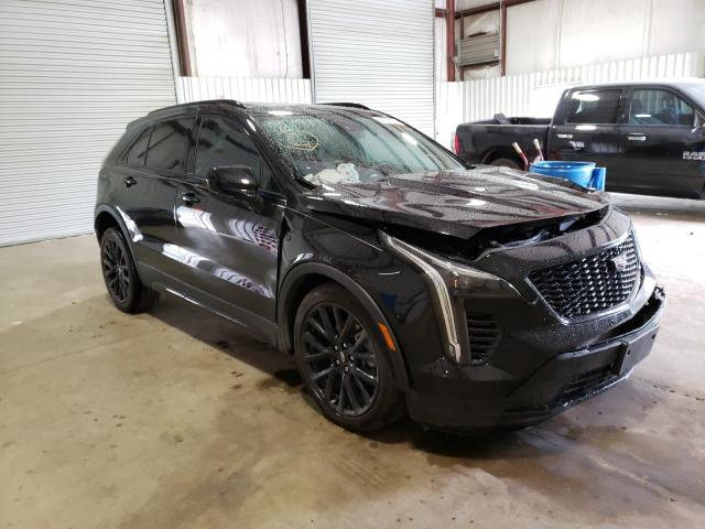 Salvage cars for sale from Copart Lufkin, TX: 2020 Cadillac XT4 Sport