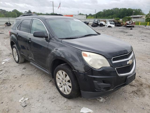 Salvage cars for sale from Copart Montgomery, AL: 2011 Chevrolet Equinox LT