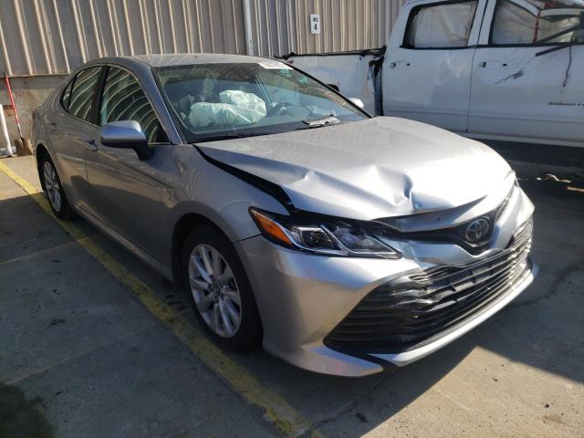 Salvage cars for sale from Copart Lawrenceburg, KY: 2020 Toyota Camry LE