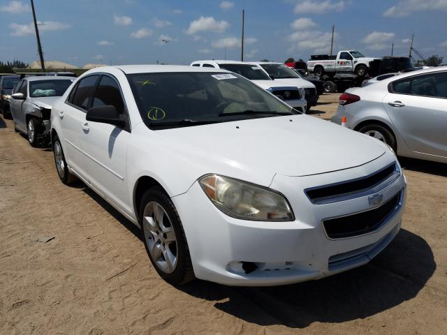 Salvage cars for sale from Copart West Palm Beach, FL: 2010 Chevrolet Malibu LS