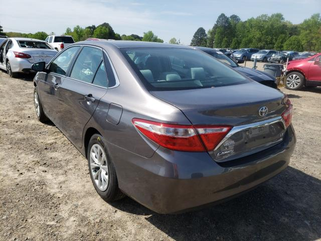 2017 TOYOTA CAMRY LE 4T1BF1FK0HU267693