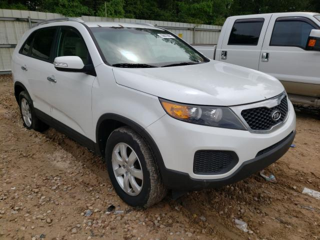 Salvage cars for sale from Copart Midway, FL: 2012 KIA Sorento BA