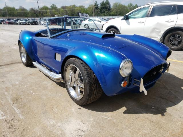 Cobra Trike salvage cars for sale: 1965 Cobra Trike Replica