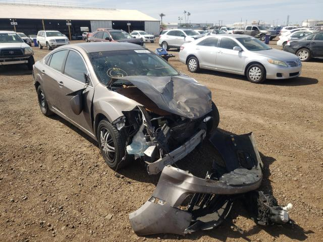 Mazda 6 salvage cars for sale: 2012 Mazda 6