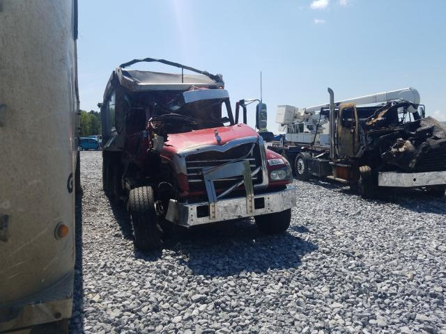 Mack 700 GU700 salvage cars for sale: 2015 Mack 700 GU700