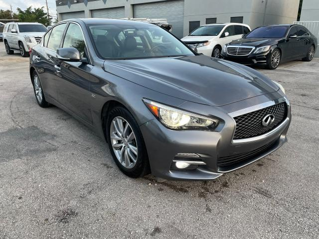2016 Infiniti Q50 Premium for sale in Opa Locka, FL