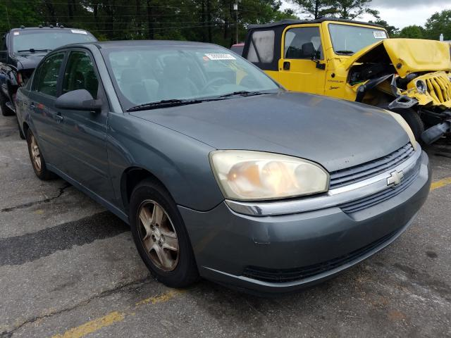 Salvage cars for sale from Copart Eight Mile, AL: 2005 Chevrolet Malibu LS