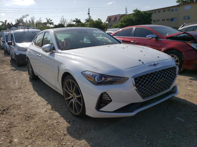 2021 Genesis G70 Prestige for sale in Opa Locka, FL