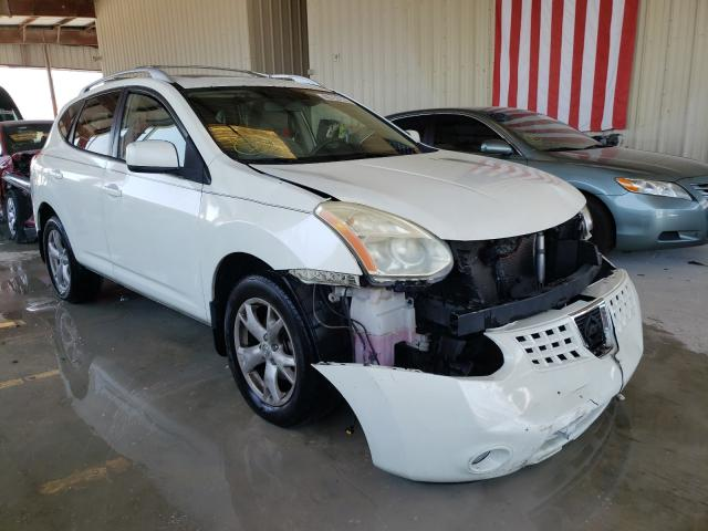 Salvage cars for sale from Copart Homestead, FL: 2008 Nissan Rogue S