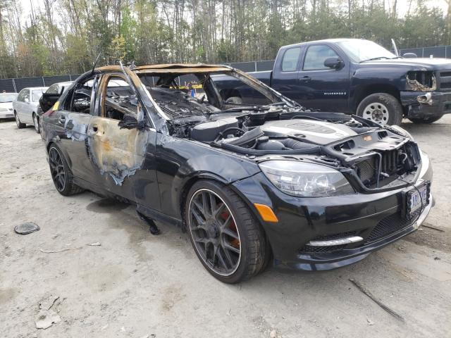 Salvage cars for sale at Waldorf, MD auction: 2011 Mercedes-Benz C 300 4matic