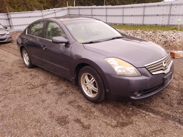 Salvage cars for sale from Copart London, ON: 2007 Nissan Altima 2.5