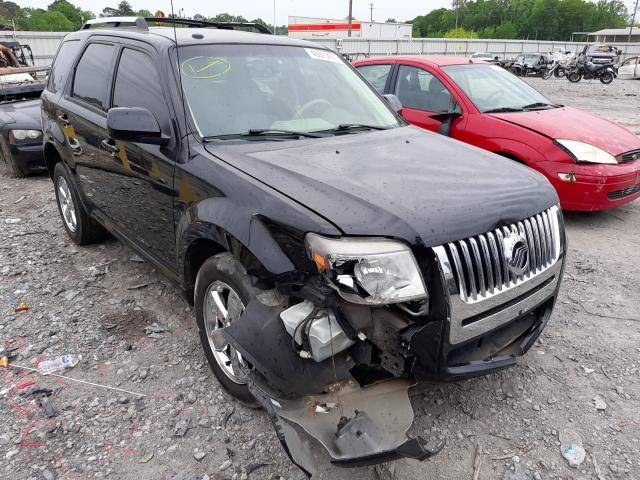 Salvage cars for sale from Copart Montgomery, AL: 2011 Mercury Mariner PR