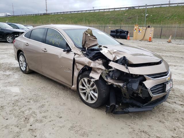 Vehiculos salvage en venta de Copart Northfield, OH: 2018 Chevrolet Malibu LT