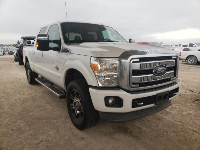 Salvage cars for sale from Copart Temple, TX: 2013 Ford F250 Super