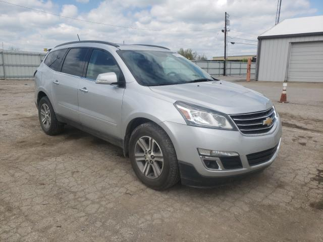 Chevrolet Traverse salvage cars for sale: 2015 Chevrolet Traverse