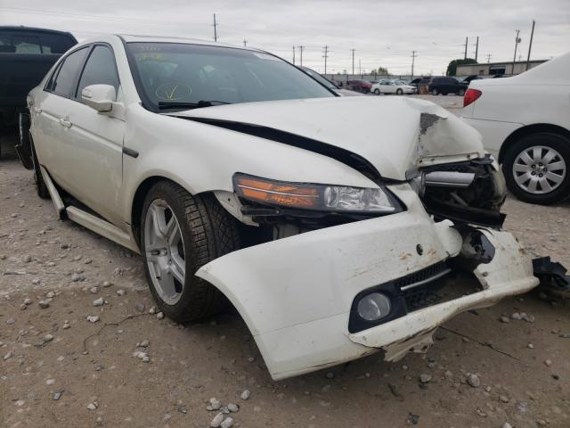 Salvage cars for sale from Copart Haslet, TX: 2007 Acura TL