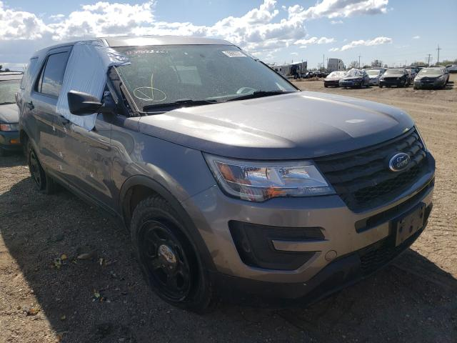 Salvage 2016 FORD EXPLORER - Small image. Lot 39682221