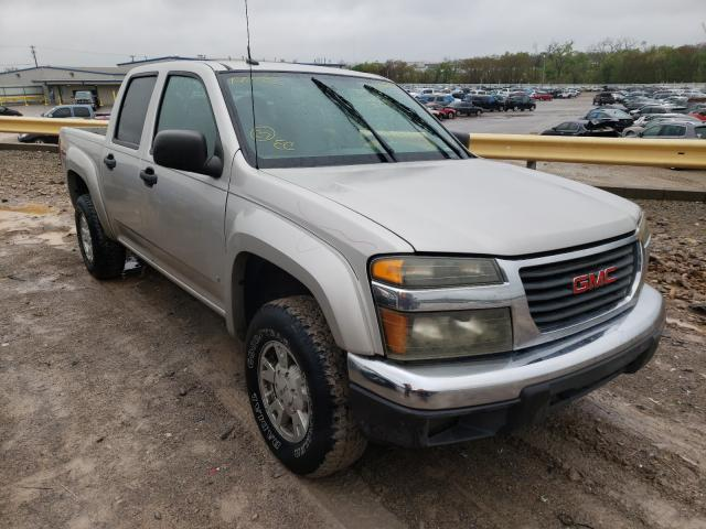 Salvage cars for sale from Copart Oklahoma City, OK: 2006 GMC Canyon