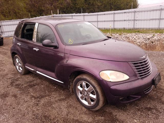 Salvage cars for sale from Copart London, ON: 2004 Chrysler PT Cruiser