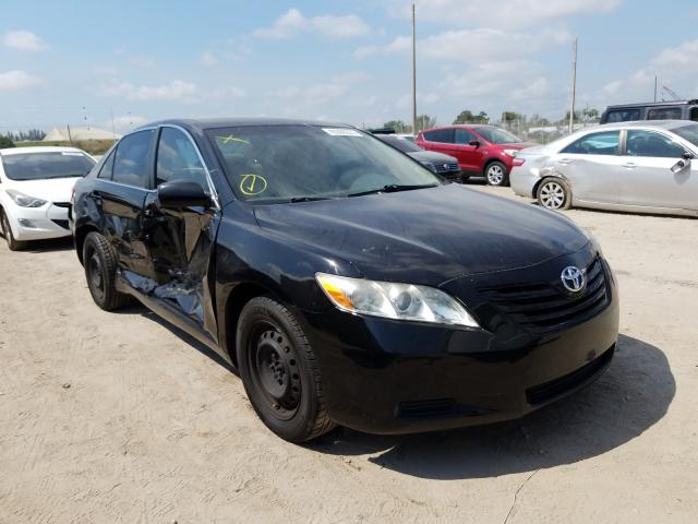 Salvage cars for sale from Copart West Palm Beach, FL: 2009 Toyota Camry Base