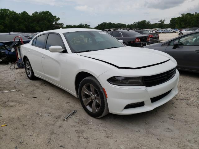 Salvage cars for sale from Copart Ocala, FL: 2016 Dodge Charger SX