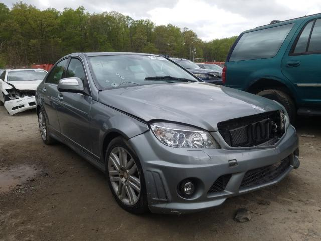 Salvage cars for sale from Copart Finksburg, MD: 2008 Mercedes-Benz C 300 4matic