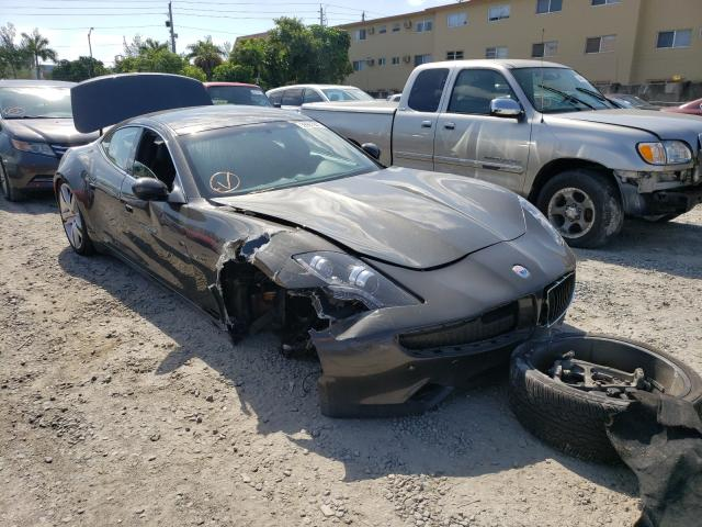 Fisker Automotive salvage cars for sale: 2012 Fisker Automotive Karma Sport