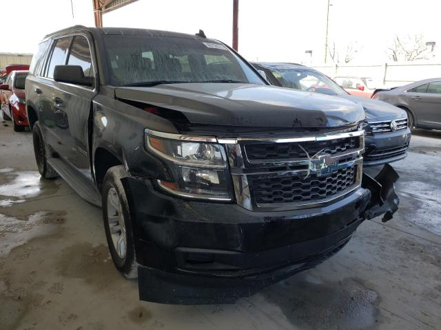 Salvage cars for sale from Copart Homestead, FL: 2019 Chevrolet Tahoe C150
