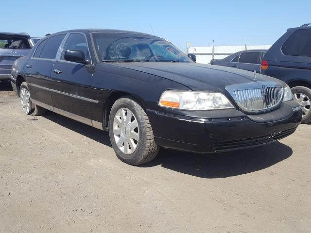 Lincoln salvage cars for sale: 2007 Lincoln Town Car S