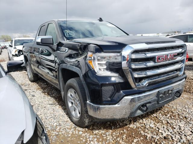 GMC salvage cars for sale: 2019 GMC Sierra K15
