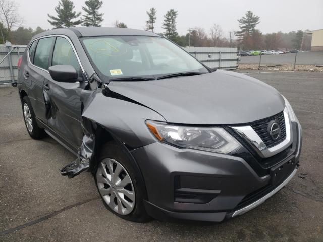 Salvage cars for sale from Copart Exeter, RI: 2019 Nissan Rogue S