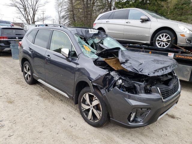 Subaru Vehiculos salvage en venta: 2020 Subaru Forester T