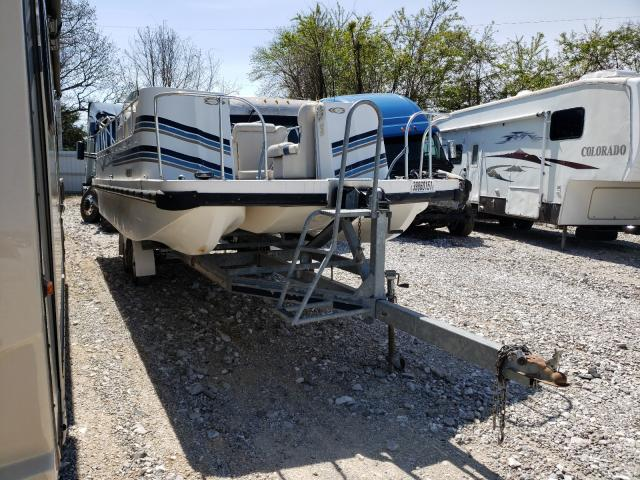 Salvage cars for sale from Copart Rogersville, MO: 2002 Apac Marine Trailer
