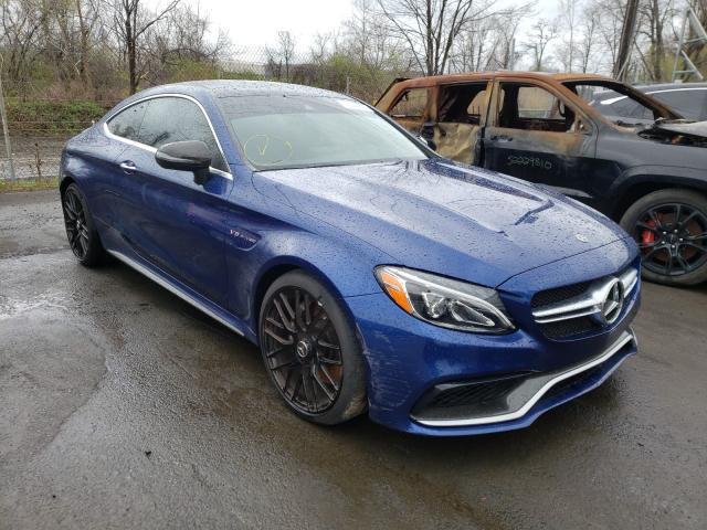 2018 Mercedes-Benz C 63 AMG for sale in Marlboro, NY