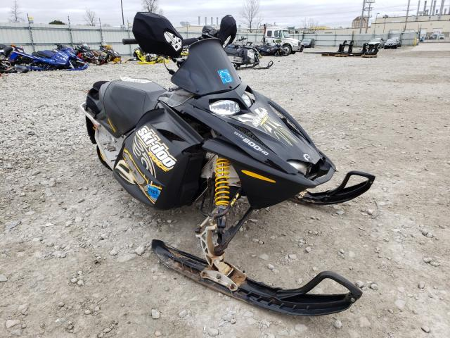 Salvage cars for sale from Copart Appleton, WI: 2005 Skidoo MXZ