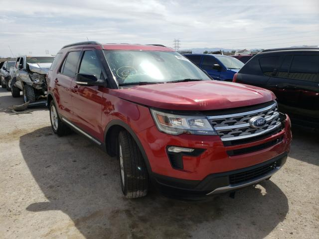 2018 Ford Explorer X for sale in Tucson, AZ