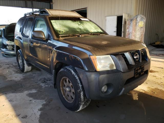 Salvage cars for sale from Copart Homestead, FL: 2006 Nissan Xterra OFF