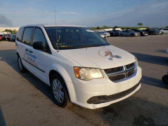 Salvage cars for sale from Copart Orlando, FL: 2014 Dodge Grand Caravan