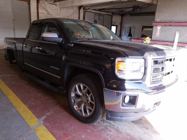 Salvage cars for sale from Copart Lyman, ME: 2015 GMC Sierra K15