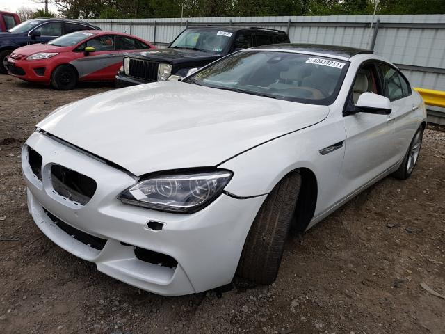 BMW 6 SERIES 2013 1
