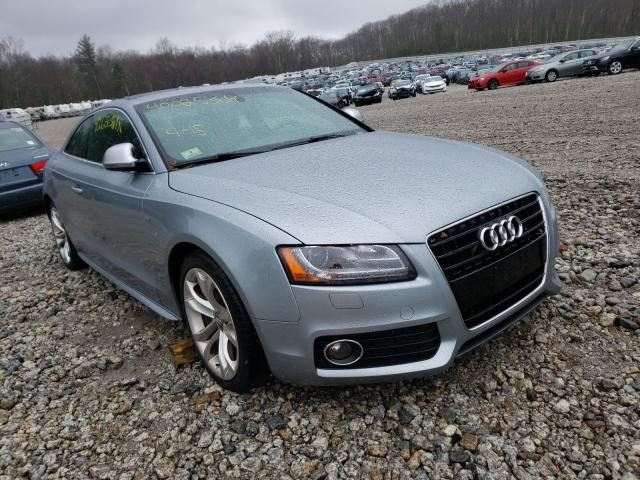 2009 Audi A5 Quattro for sale in West Warren, MA