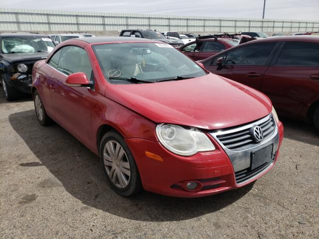 Salvage cars for sale from Copart Albuquerque, NM: 2007 Volkswagen EOS Base