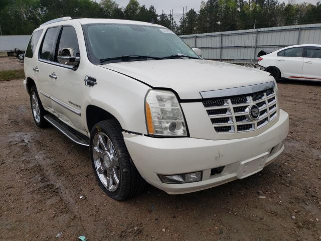 Salvage cars for sale from Copart Charles City, VA: 2007 Cadillac Escalade L