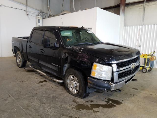 Salvage cars for sale from Copart Tulsa, OK: 2008 Chevrolet Silverado