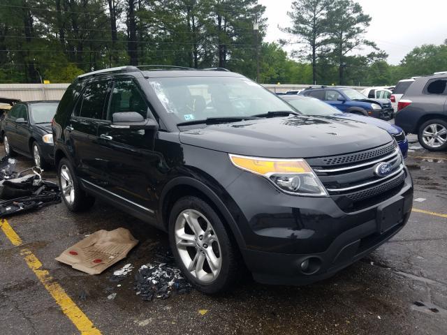 2013 Ford Explorer L en venta en Eight Mile, AL