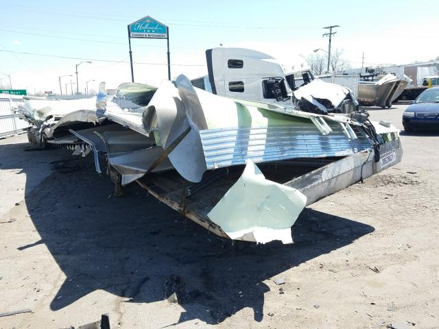 Salvage trucks for sale at Fort Wayne, IN auction: 2019 Utility Trailer