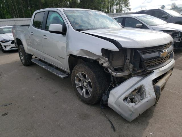 Salvage cars for sale from Copart Dunn, NC: 2015 Chevrolet Colorado Z