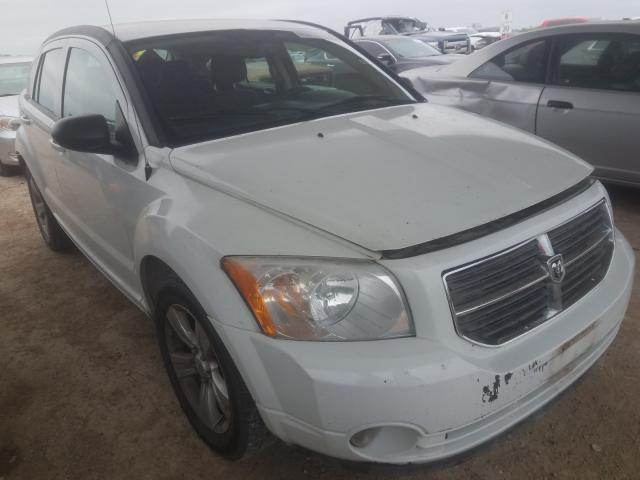 Salvage cars for sale from Copart Temple, TX: 2012 Dodge Caliber SX