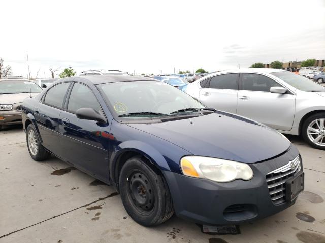 Chrysler Vehiculos salvage en venta: 2006 Chrysler Sebring